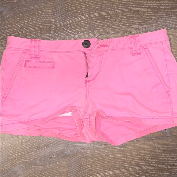 Pink shorts from Express. Perfect condition